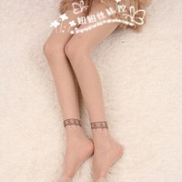 Stockings Tattoo gothic bracelets